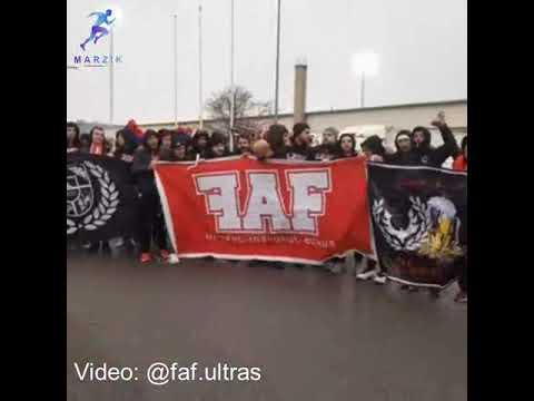 FAF Performances In Finland | Armenian Fans In The Match Finland - Armenia 3:0