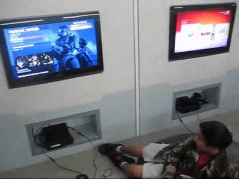 Gamers Game Lounge.wmv
