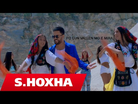 Sinan Hoxha - Po lun vallen mo e mira (Official Video 4K)