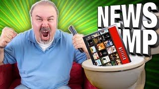 Netflix Adding Commercials to Streaming?! - News Dump