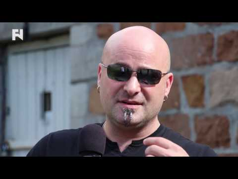 Fight+Music: Disturbed's David Draiman