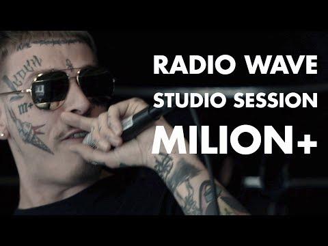 Yzomandias, Nik Tendo a Decky Beats z MILION+: Radio Wave Studio Session