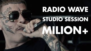Yzomandias, Nik Tendo a Decky Beats z MILION+: Radio Wave Studio Session