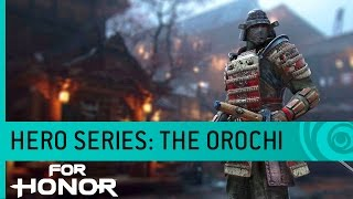 For Honor Trailer: The Orochi (Samurai Gameplay) - Hero Series #4 [US]