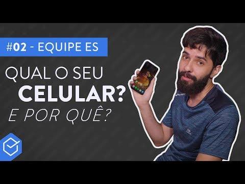 Qual CELULAR a EQUIPE DO ESCOLHASEGURA USA? | EP.2