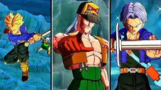 NEW TRANSFORMING TRUNKS & ANDROID 13 GAMEPLAY! Dragon Ball Legends Android 13 Gameplay