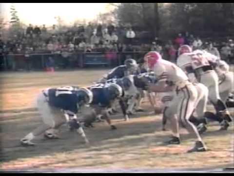 1992 SPHS Football news reels from full season