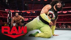 No Way Jose vs. Drew McIntyre: Raw, Jan. 6, 2020
