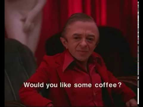 Twin Peaks: FK, in the Coffee