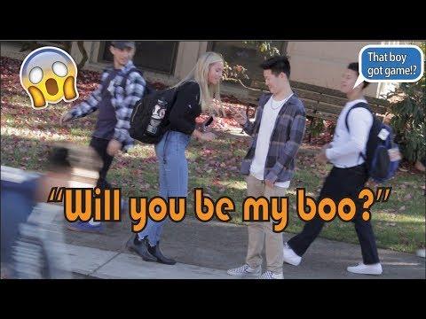 Halloween Pickup Lines On Hot College Girls