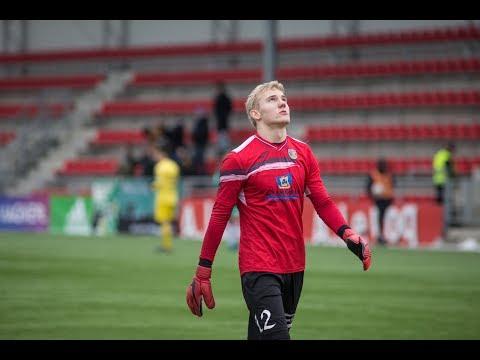 16. voor 2018: FC Kuressaare - Pärnu JK Vaprus 1:3 (1:2)