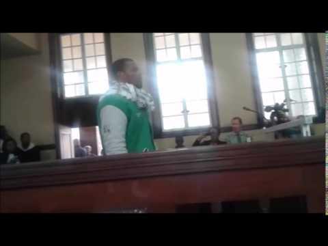 Mcebo Dlamini remanded in custody
