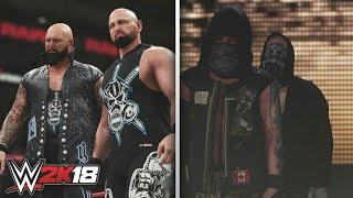 WWE 2K18 OFFICIAL ENTRANCES! PS4/XB1 EPIC GRAPHICS REVEALED!