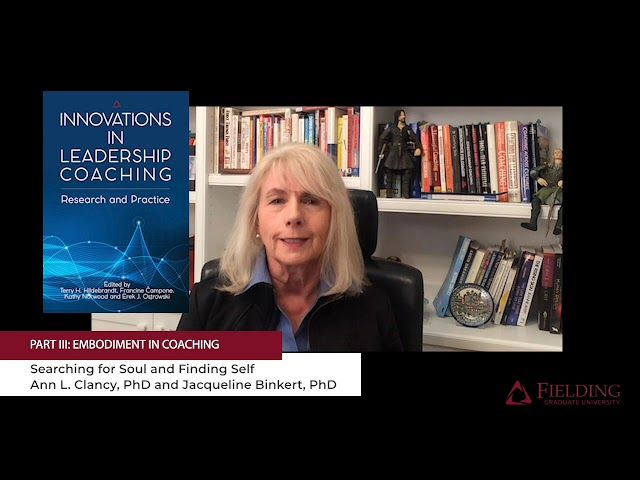 Innovations in Leadership Coaching: Research and Practice | Chapter 8 (Fielding Monograph Series)