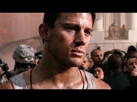 White House Down Trailer 2013 Jamie Foxx Movie - Official [HD]