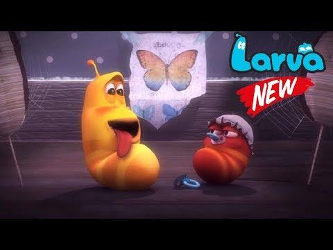 Larva Terbaru New Season  | Episodes Cocoon and Nanta | Larva 2018 Full Movie