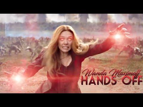 » Hands Off || Wanda Maximoff [IW spoilers]