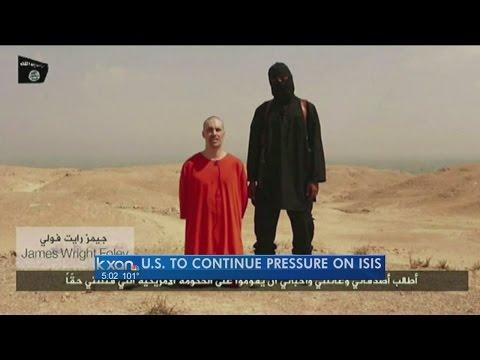 American journalist beheaded by ISIS militants