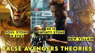5 False Avengers Theories Before Endgame & Infinity War    ComicVerse