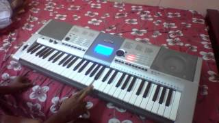 how to play malare ninne song from movie premam in keyboard