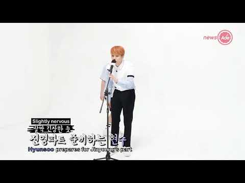 [ENG SUB] Woo Jinyoung X Kim Hyunsoo - 설레고 난리 (Falling In Love) [Part Change]