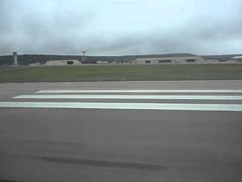 Takeoff from Killeen Fort Hood Regional Airport (GRK)