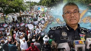 IGP: Police have not approved application to hold Reject ICERD rally