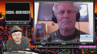 from ANCIENT ALIENS Brien Foerster interview #1 Megalithic structures, Pyramids, Free energy