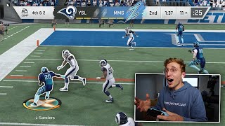 So THIS Happened On Fourth Down... Wheel of MUT! Ep. #46