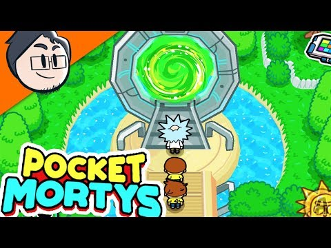 WE'RE GOING TO GET 5 NEW MORTYS!? - POCKET MORTYS!