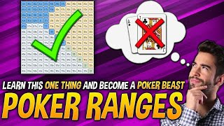 Poker Ranges Explained 🃏🃏 (Everything You Need to Know to Build your Poker Hand Ranges like a Pro)