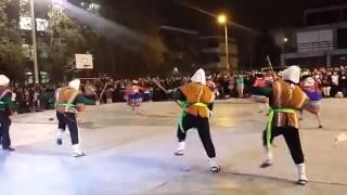 Danza Cocharuna  Fiis. Unac .2015