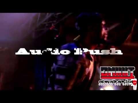 Audio Push (@AudioPush) performs