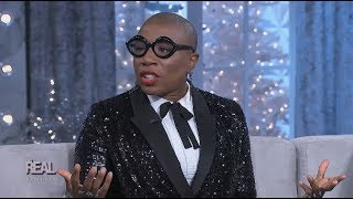 Aisha Hinds Reveals the Secret Behind Her Famous Hairstyle
