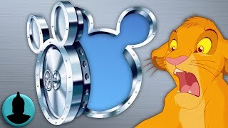 How the Disney Vault Works - The Lion King, Cinderella, Snow White, Frozen | Channel Frederator