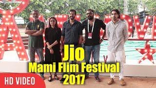 Kabir Khan And Anurag Kashyap At Jio Mami Film Festival 2017 | 19th Mami Film Festival
