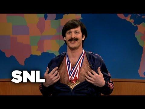 Update: Mark Spitz - Saturday Night Live