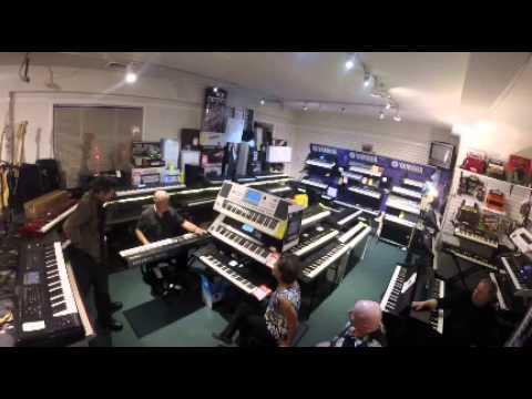 B Street Music-Kurzweil/Nord Clinic Video