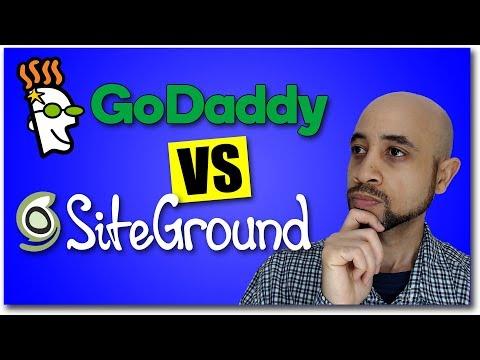 SiteGround Vs GoDaddy WordPress Hosting (In-Depth Comparison)