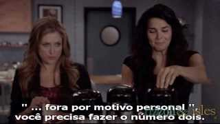Rizzoli & Isles Bloopers season 2 legendado