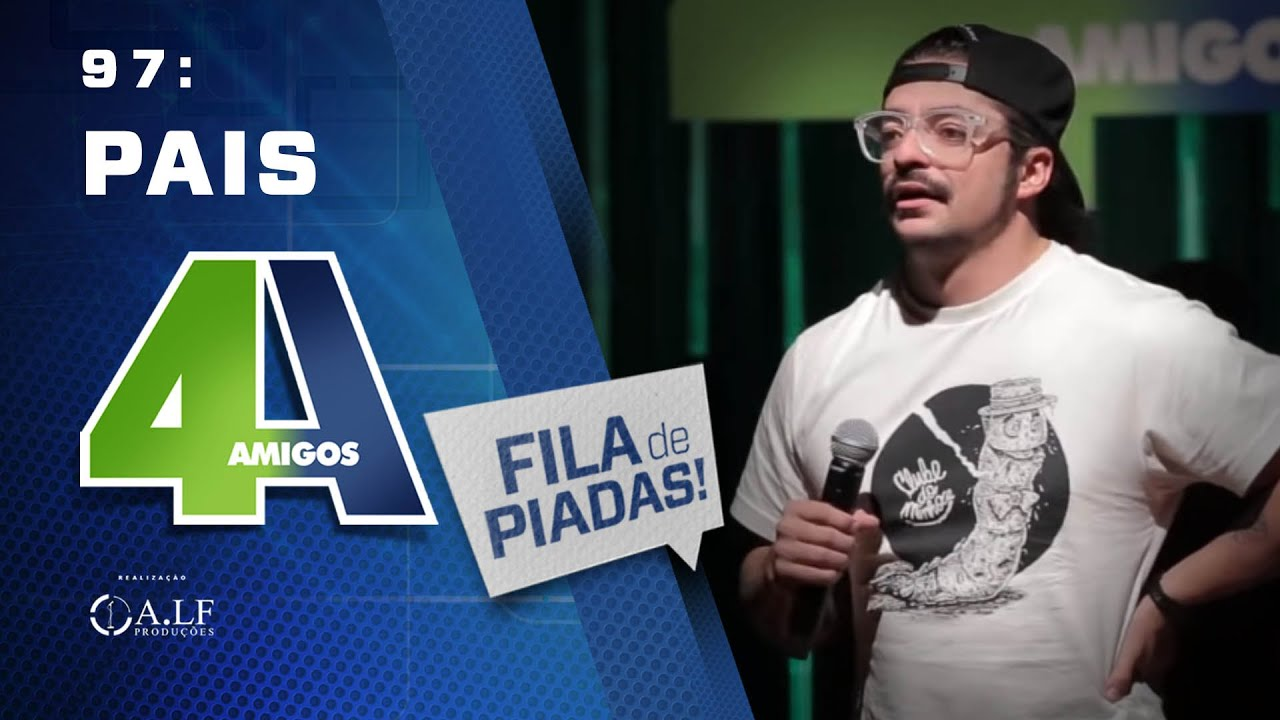 FILA DE PIADAS - PAIS - #97