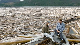What Do Floating Log Mats Have to Do with Noah's Flood? - Dr. Steve Austin