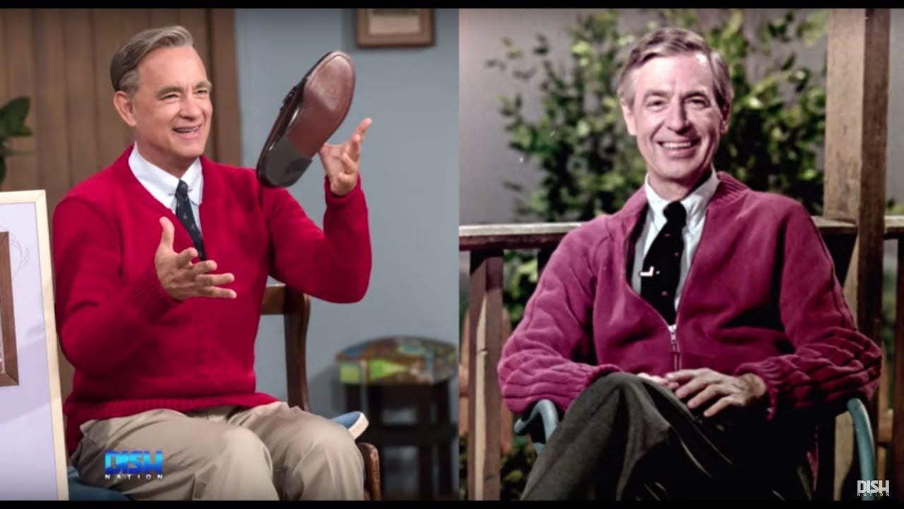 Did You Know That Tom Hanks And Mr Rogers Are Related Youtube