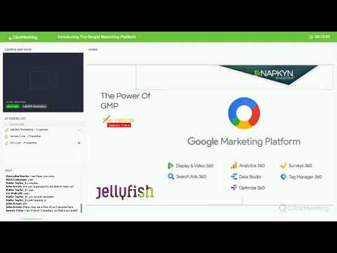 Introducing the Google Marketing Platform Mp3