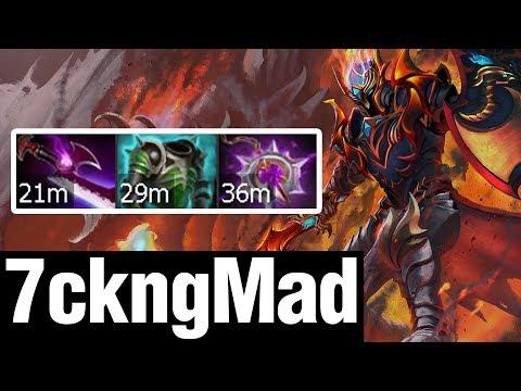 7ckngMad Plays Dragon Knight - Dota 2