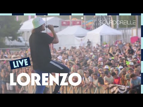 Youtube: Lorenzo – Freestyle du Sale – Live (Eurockéennes 2017)