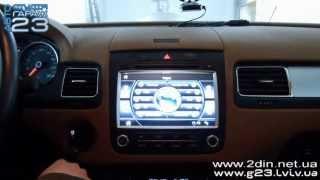 Штатная магнитола для Volkswagen Touareg NF 2010-2014 - Phantom DVM-1902 i6. Видео обзор.(, 2014-02-21T08:34:31.000Z)