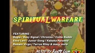 SPIRITUAL WARFARE 2015 - RASTA LION SOUND feat. Chronixx / Kabaka / Exco levi & more