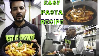 Indian Style Vegetable Pasta | Easy Veg Pasta | My Kind of Productions