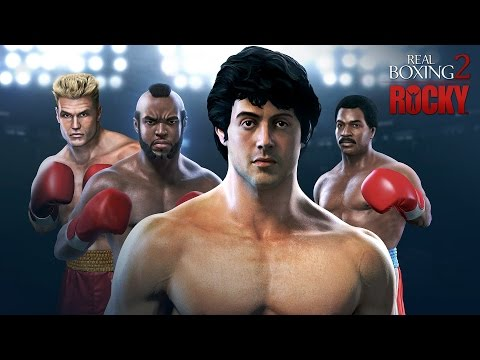 Real Boxing 2 ROCKY - Launch Trailer